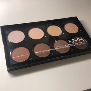 NYX contour & Highlight palette ✨